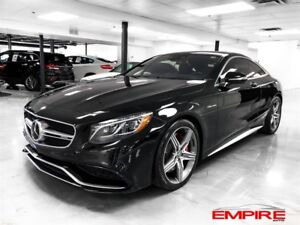 Mercedes-Benz Classe-S S63 AMG 4MATIC COUPE 2015
