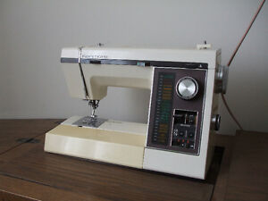 Kenmore Sewing Machine w/cabinet and Carrying Case