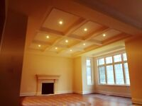 Crown Molding, Wainscoting, Baseboards, Trim work, Columns, Door