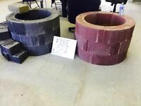 Outdoor fire pit $50