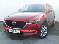 2018 Mazda CX-5 2.0 Sport Nav+ 5dr Estate Estate Petrol Manual