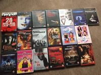 20 DVD horror collection