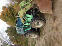 4.7 deutz 4wd and loader