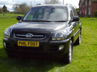 Kia Sportage 2.0 XS crdi 4x4 Manual Estate.