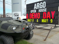 Action Auto Sales Annual Argo Open House & Demo Day