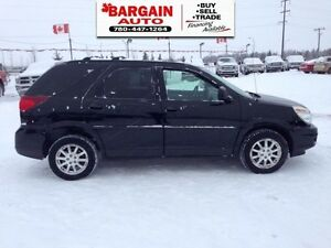 2007 Buick Rendezvous CX,AUTOMATIC,4 CYL