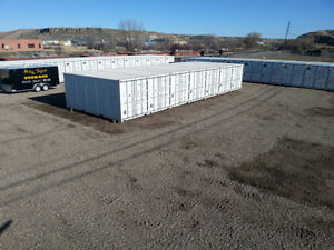 8x20 Storage Units for Rent!