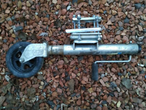 Trailer Tongue Jack with Wheel