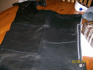 Leather Chaps- Mens or Ladies, they are Unisex Peterborough Peterborough Area image 4