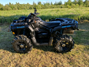 2016 can am outlander 1000xt