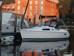 2003 HUNTER306 SAILBOAT FOR SALE