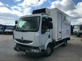 2013 RENAULT MIDLUM 180DXI REFRIGERATED TRUCK MANUAL GEARBOX