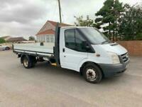 2009 Ford Transit 2.4 350 E/F DRW 100 BHP CHASSIS CAB Diesel Manual