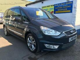 2011 Ford Galaxy 2.0 TDCi 140ps Power Shift 'Titanium X'