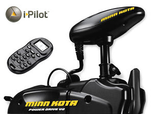 Minn Kota V2 Power Drive with I Pilot