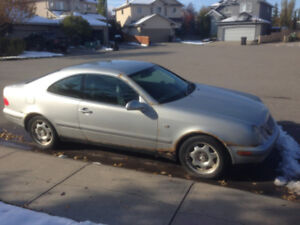 1999 Mercedes CLK320 for sale