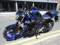2018 YAMAHA MT03 EX DEMO WITH ACCESSORIES