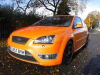 Ford Focus 2.5 ST-3 3DR Manual (orange) 2007