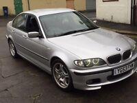 BMW E46 MSPORT 6SPEED 2004. CHEAP