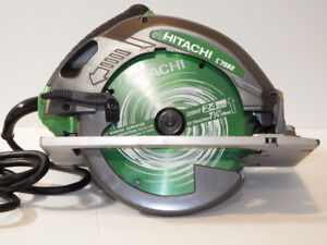 Circular saw (Hitachi)