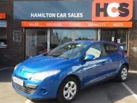 VERY LOW MILES! Megane 1.5dCi Expression - 1 Year MOT, Warranty & AA Cover