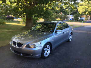 2004 BMW 5-Series 530i - Mint Never Winter Driven