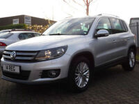 Volkswagen Tiguan 2.0TDI BlueMotion Sport And Style Left Hand Drive (LHD)
