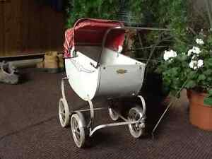 Gendron Childs toy baby buggy