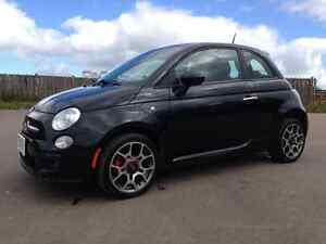 2012 Fiat 500 SPORT Hatchback****SAVE****SAVE****FUEL****