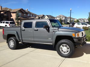 2009 Hummer h3t pick up truck