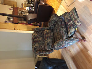 Reclining chair and more