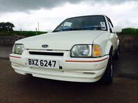 Ford Escort XR3i 1990 CLASSIC!!