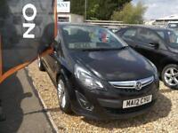 2012 Vauxhall Corsa 1.7CDTi 16v ( 130ps ) ( a/c ) ecoFLEX SRi 5Dr 86K FSH Black