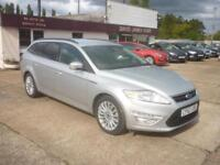 2012 FORD MONDEO 1.6 TDCi Eco Zetec Business Edition 5dr [SS]
