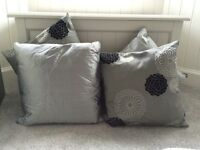 John Lewis made to order cushions