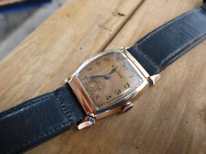 Vintage 1940s Bulova Mechanical Watch London Ontario image 2