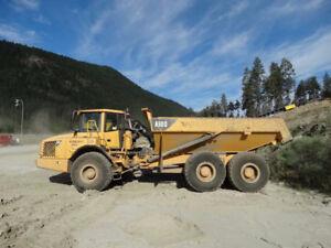 Rock Trucks for Rent