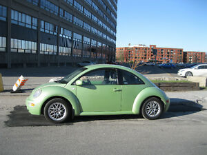 2002 Volkswagen New Beetle Berline