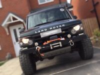 Land Rover discovery 2, monster truck, expedition ready. 93k fsh