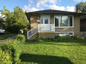 Bungalow(3Br+1Wr) For Rent In Bellamy Rd & Eglinton Ave E $1650