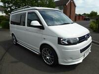 2013 VW T5 Diesel Transporter 4 berth pop-top Campervan for Sale Ref: 05766