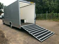 2020 NEW BUILD PEUGEOT BOXER XLWB LOW FLOOR LOADER XL LUTON VAN 5M BOX