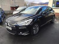 62 Citroen DS5 2.0 Diesel 160bhp With Only 39000 Miles