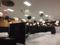 Pipe and Drape Rental in Timmins