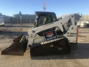 2012 T650 Bobcat Skid Steer