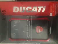 ipPhone-4/4s case Ducati Red and Black payed $59.