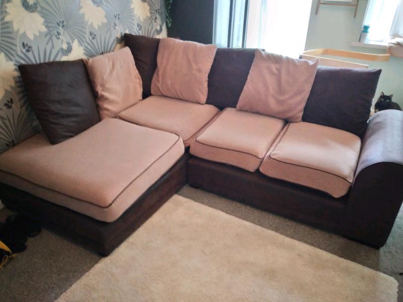 Corner sofa | in Leeds City Centre, West Yorkshire | Gumtree