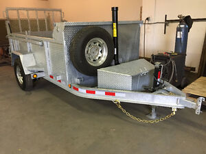 DUMP TRAILERS BY CRAMERO TRAILERS FALL SPECIAL London Ontario image 7