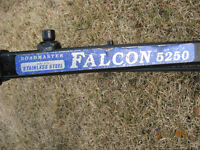 SELF ALIGNING ROADMASTER FALCON 5250 TOW BAR ATTN SNOW BIRDS