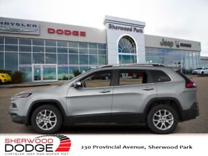 2017 Jeep Cherokee North  | LOW KM | BACK CAM